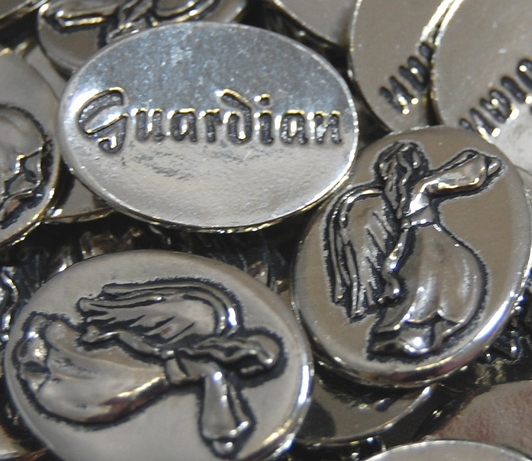 Angel - Guardian Inspiration Coin