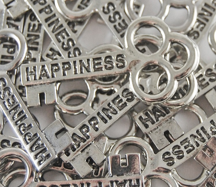 Mini Key to Life - Happiness
