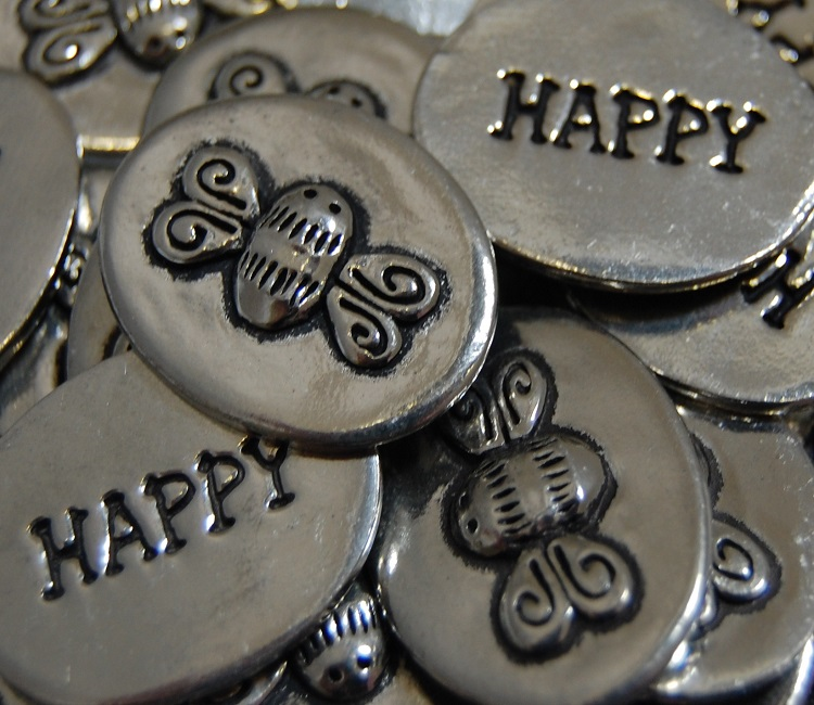 Bee - Happy Inspiration Coin